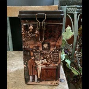 W Germany EduScho Coffee Tin